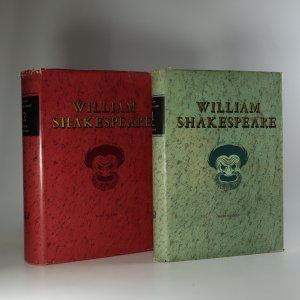 náhled knihy - William Shakespeare. Výbor z dramat I., II. (2 svazky.)