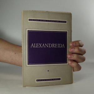 náhled knihy - Alexandreida