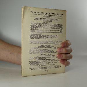 antikvární kniha Alexandreida , 1947