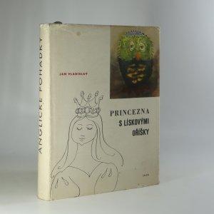 náhled knihy - Princezna s lískovými oříšky