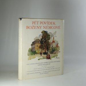 náhled knihy - Pět povídek Boženy Němcové