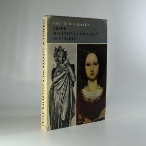 náhled knihy - České malířství a sochařství 19. století