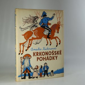 náhled knihy - Krkonošské pohádky