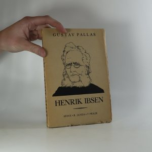 náhled knihy - Henrik Ibsen. Studie životopisná a kritická.