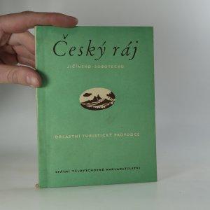 náhled knihy - Český ráj. Jičínsko a Sobotecko