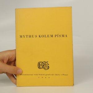 náhled knihy - Mythus kolem písma