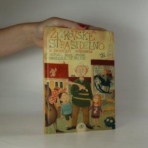 náhled knihy - Žižkovské strašidelno s dotykem Vinohrad