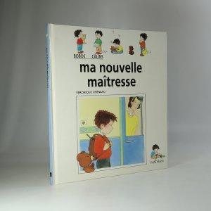 náhled knihy - Ma nouvelle maitresse