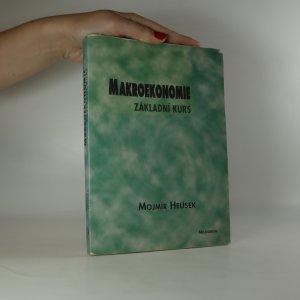náhled knihy - Makroekonomie. Základní kurs