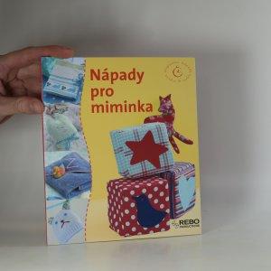 náhled knihy - Nápady pro miminka
