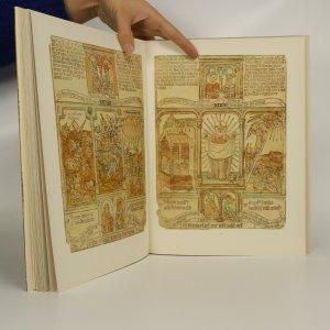 antikvární kniha Biblia pauperum, 1967