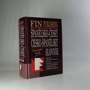 náhled knihy - Španělsko-český, česko-španělský slovník
