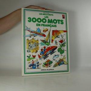 náhled knihy - Les 3000 mots en Français