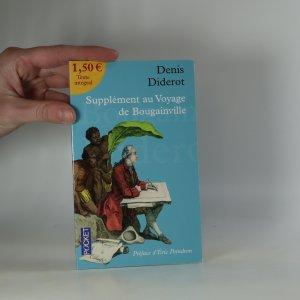 náhled knihy - Supplément du Voyage de Bougainville
