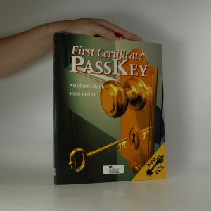 náhled knihy - First Certificate Passkey. Student's book