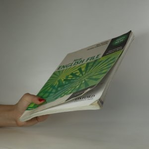 antikvární kniha New English File. Intermediate Student's Book, neuveden