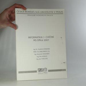 náhled knihy - Informatika I- Cvičení