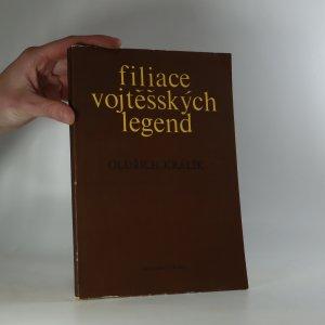náhled knihy - Filiace vojtěšských legend