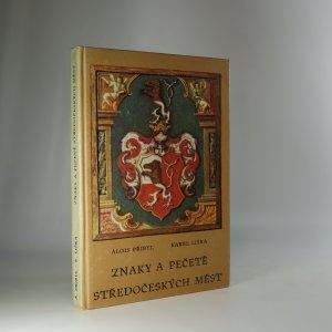 náhled knihy - Znaky a pečetě středočeských měst