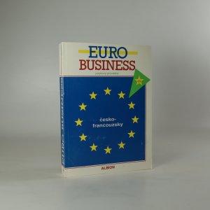 náhled knihy - Jazykový průvodce Euro Business česko-francouzský