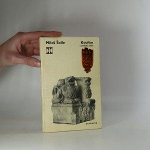 náhled knihy - Kouřim v průběhu věků