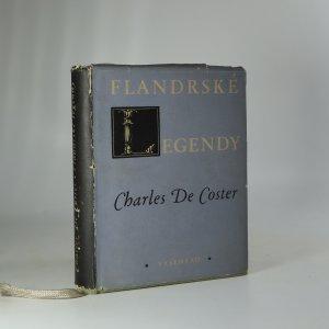 náhled knihy - Flandrské legendy