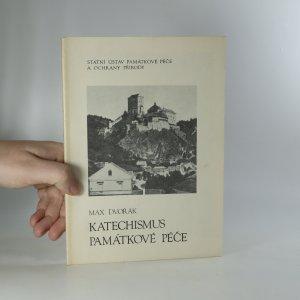 náhled knihy - Katechismus památkové péče