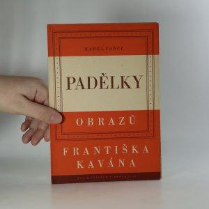 náhled knihy - Padělky obrazů Františka Kavána