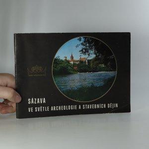 náhled knihy - Sázava ve světle archeologie a stavebních dějin