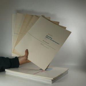 náhled knihy - Katalog lidové architektury (9 sešitů, nekompletní, viz. poznámka)