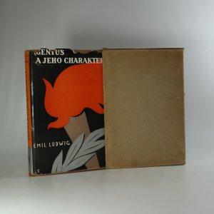 náhled knihy - Genius a jeho charakter