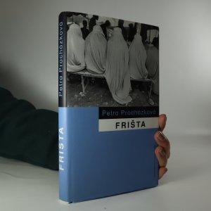 náhled knihy - Frišta (žluté flíčky na ořízce)