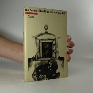 náhled knihy - Binokl na očích, v ruce hůl