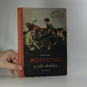 náhled knihy - Motocykl a jeho obsluha