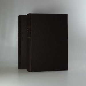 náhled knihy - Literatura česká devatenáctého století. I.-II. díl. (2 svazky, komplet)