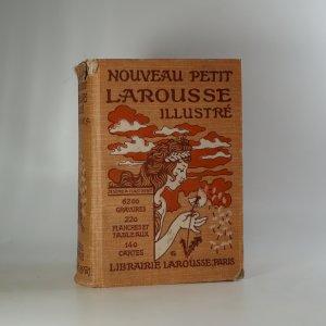 náhled knihy - Nouveau petit Larousse illustré