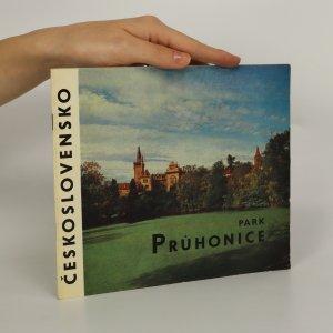 náhled knihy - Park Průhonice