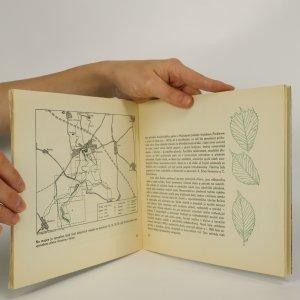 antikvární kniha Park Průhonice, 1969