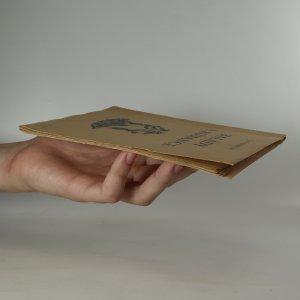 antikvární kniha Balady a romance, 1940