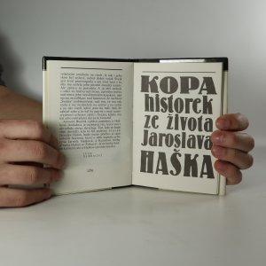 antikvární kniha Kopa historek ze života Jaroslava Haška, 1983