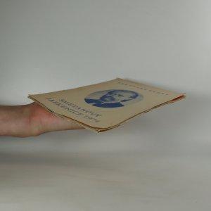 antikvární kniha Smetanovy Jabkenice 1974 (6 divadelních programů v deskách), 1974