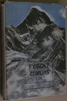 náhled knihy - Fysický zeměpis. 1. díl, Ovzduší a vodstvo