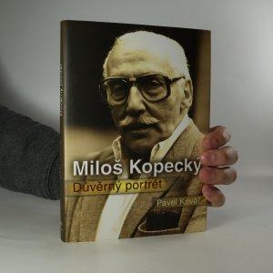 náhled knihy - Miloš Kopecký. Důvěrný portrét