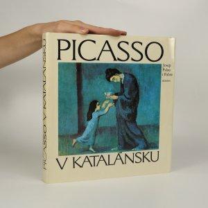 náhled knihy - Picasso v Katalánsku