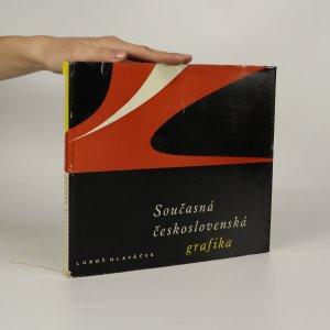 náhled knihy - Současná československá grafika