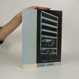 náhled knihy - Pavel Janák