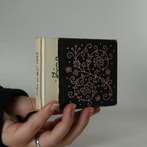 náhled knihy - Srdce ve mně sténá. Výbor z milostné poezie trobadorů