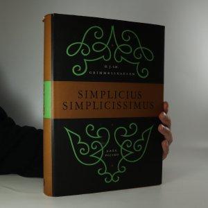 náhled knihy - Simplicius Simplicissimus. Kronika třicetileté války