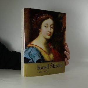 náhled knihy - Karel Škréta 1610 - 1974