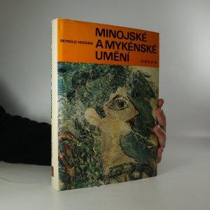 náhled knihy - Minojské a mykénské umění
